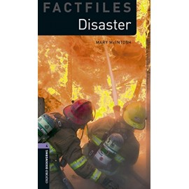 Oxford Bookworms Factfiles: Disaster! + MP3 audio download