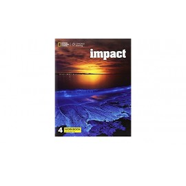 Impact 4 Workbook with Workbook Audio CD