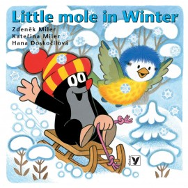 Little Mole in Winter