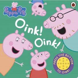 Peppa Pig: Oink! Oink! (Sound Book)