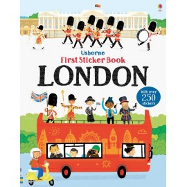Usborne First Sticker Book London