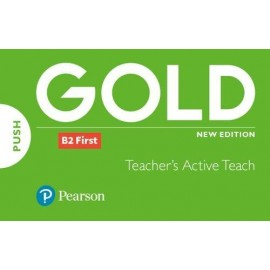 Gold B2 First New 2018 Edition Active Teach (Interactive Whiteboard Software)