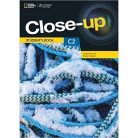Close-up C2 Second Edition Student's Book + Online Student Zone
