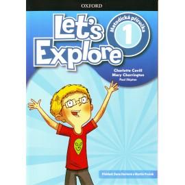 Let's Explore 1 Teacher's Book CZ