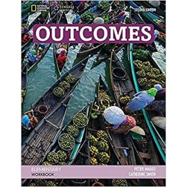 Outcomes Elementary Second Edition Workbook + CD