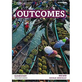 Outcomes Elementary Second Edition Teacher's Book + Class Audio CD