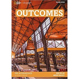 Outcomes Pre-Intermediate Second Edition Student's Book + Class DVD