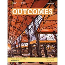 Outcomes Pre-Intermediate Second Edition Workbook + CD