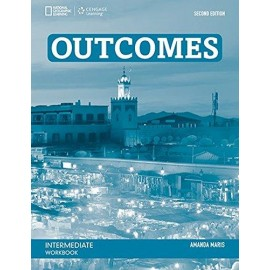 Outcomes Intermediate Second Edition Workbook + CD