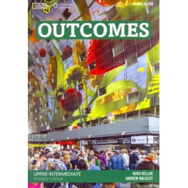 Outcomes Upper-Interm. Second Edition Student's Book + Class DVD