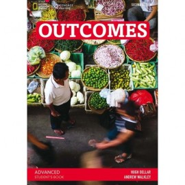 Outcomes Advanced Second Edition Student's Book + Class DVD