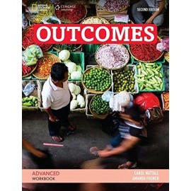 Outcomes Advanced Second Edition Workbook + CD