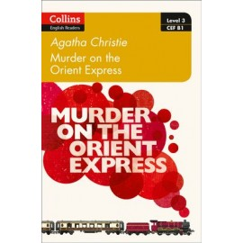 Collins English Readers 3 - Murder On The Orient Express with CD