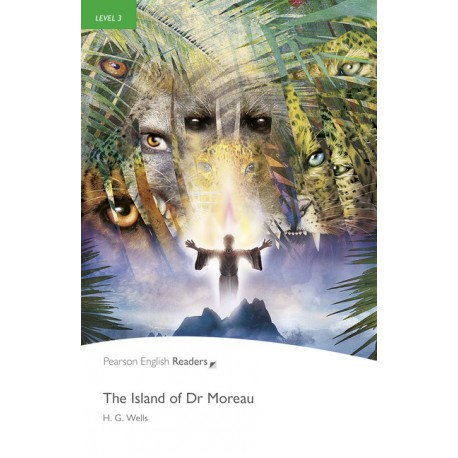 The Island of Dr Moreau + MP3 Audio CD