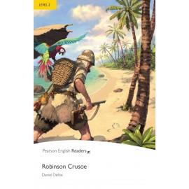 Robinson Crusoe + MP3 audio CD