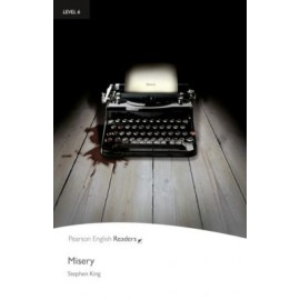Pearson English Readers: Misery
