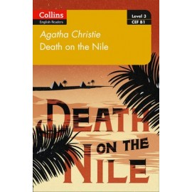 Collins English Readers 3 - Death on the Nile with CD
