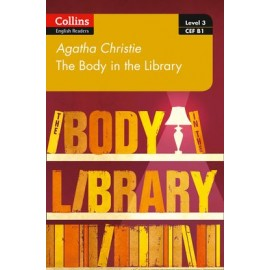 Collins English Readers 3 - The Body In The Library with CD