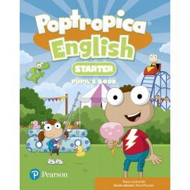 Poptropica English Starter Pupil's Book with Online Game Access Card