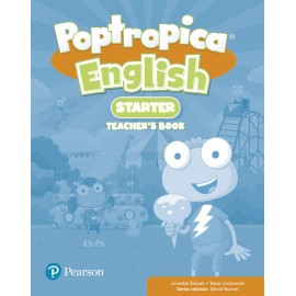 Poptropica English Starter Teacher's Book with Online Game Access Card