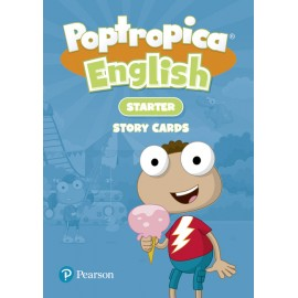 Poptropica English Starter Story Cards