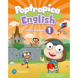 Poptropica English Level 1 Pupil's Book with Online Game Access Card
