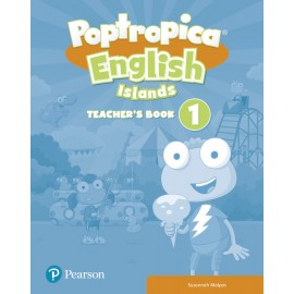 Poptropica English Level 1 Teacher's Book with Online Game Access Card