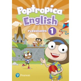 Poptropica English Level 1 Flashcards