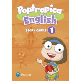 Poptropica English Level 1 Story Cards