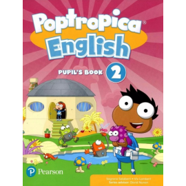 Poptropica English Level 2 Pupil's Book with Online Game Access Card