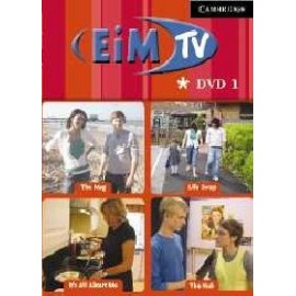 English in Mind 1 DVD and Activity Booklet