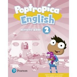 Poptropica English Level 2 Activity Book