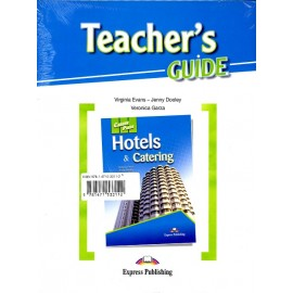 Career Paths: Hotels & Catering Teacher's Book + Student's Book + Cross-platform Application with Audio
