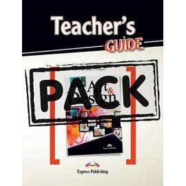 Career Paths: Art & Design Teacher's Book + Student's Book + Cross-platform Application with Audio
