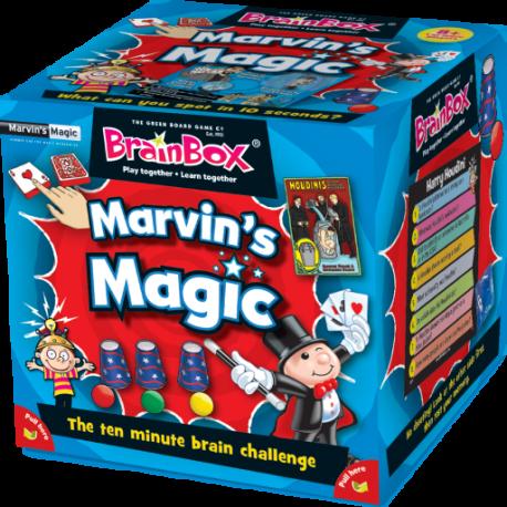 BrainBox Marvin's Magic