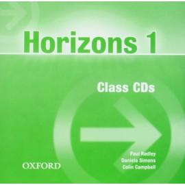 Horizons 1 Class Audio CDs (2)