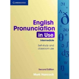 English Pronunciation in Use Second Edition Intermediate Book with answers + CD + CD-ROM