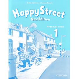 Happy Street New Edition 1 Activity Book Czech Edition