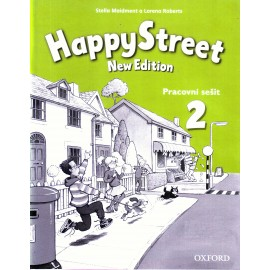 Happy Street New Edition 2 Activity Book Czech Edition