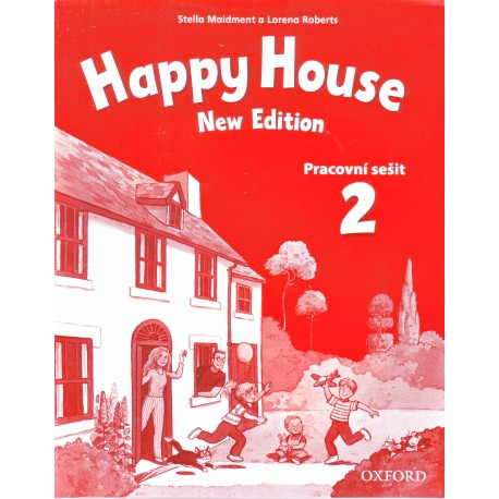 Happy House New Edition 2 Activity Book Czech Edition