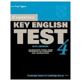 Cambridge Key English Test KET 4 Self-study Pack