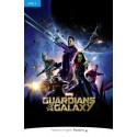 Pearson English Readers: Marvel's The Guardians of the Galaxy Book + MP3 Audio CD