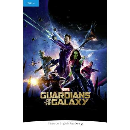Marvel's The Guardians of the Galaxy Book + MP3 Audio CD