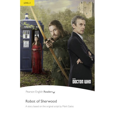 Doctor Who - Robot of Sherwood + MP3 Audio CD