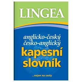Lingea: Anglicko-český / Česko-anglický kapesní slovník