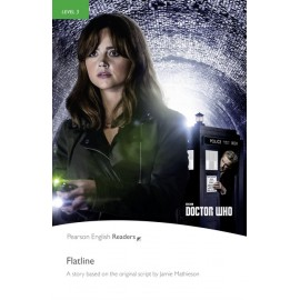 Pearson English Readers: Doctor Who: Flatline
