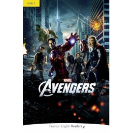 Pearson English Readers: Marvel's The Avengers + MP3 Audio CD