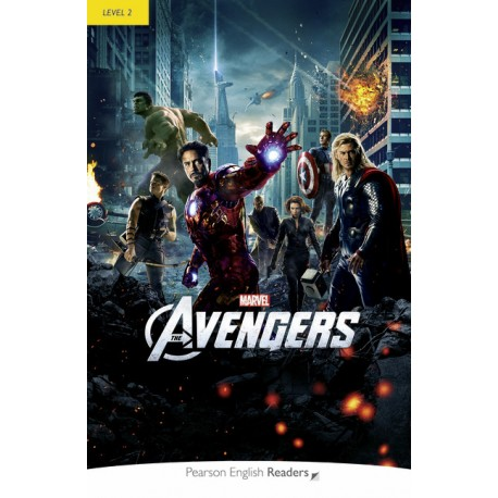 Marvel's The Avengers + MP3 Audio CD