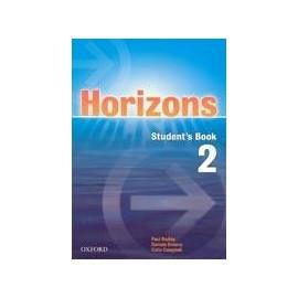 Horizons 2 Student's Book
