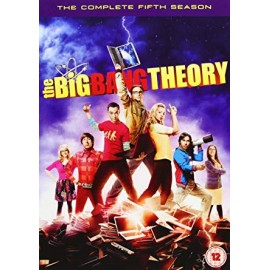 The Big Bang Theory DVD: The Complete Fifth Season